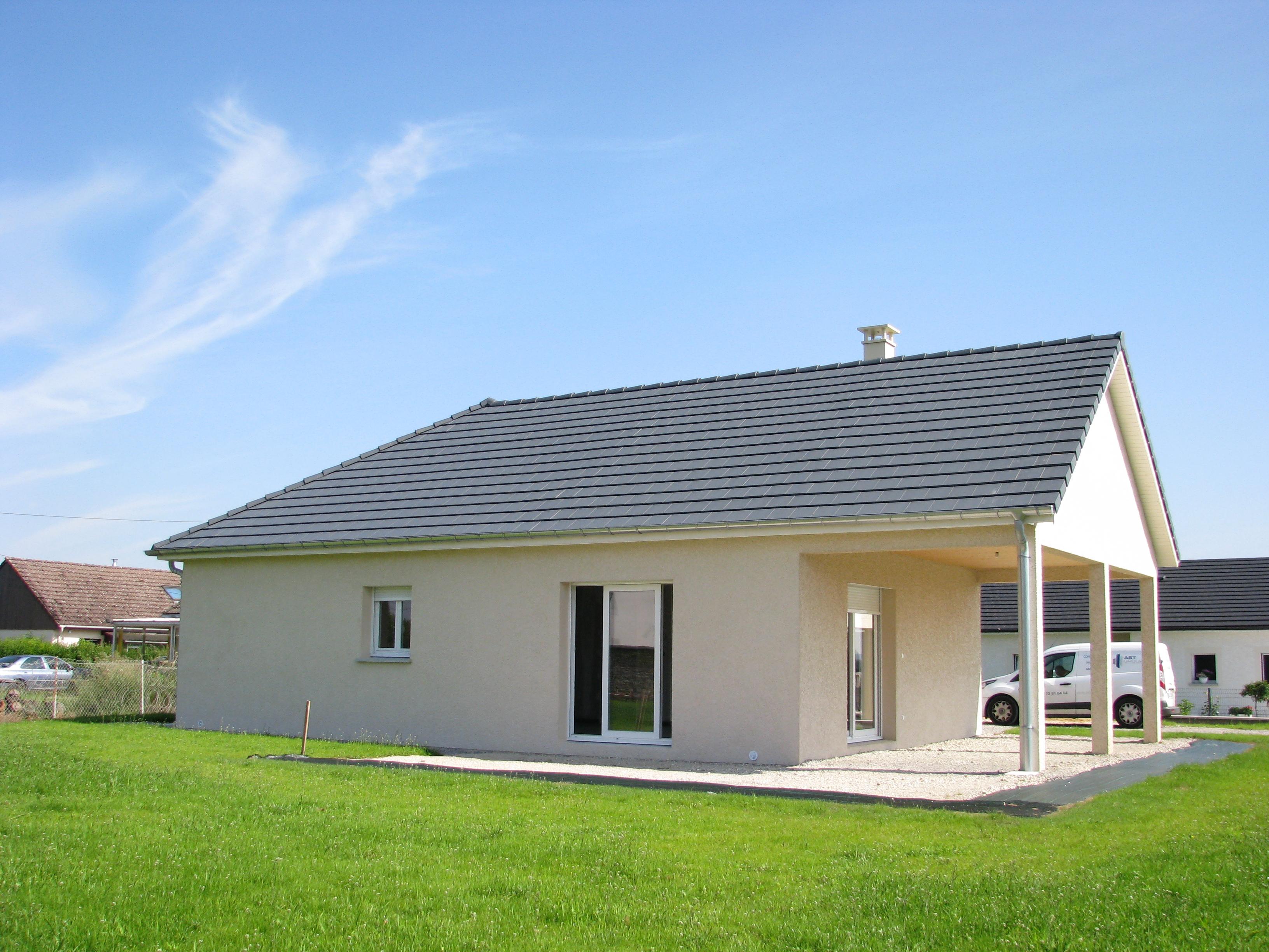 Nouvelle livraison sur courchapon top duo besancon for Top constructeur maison
